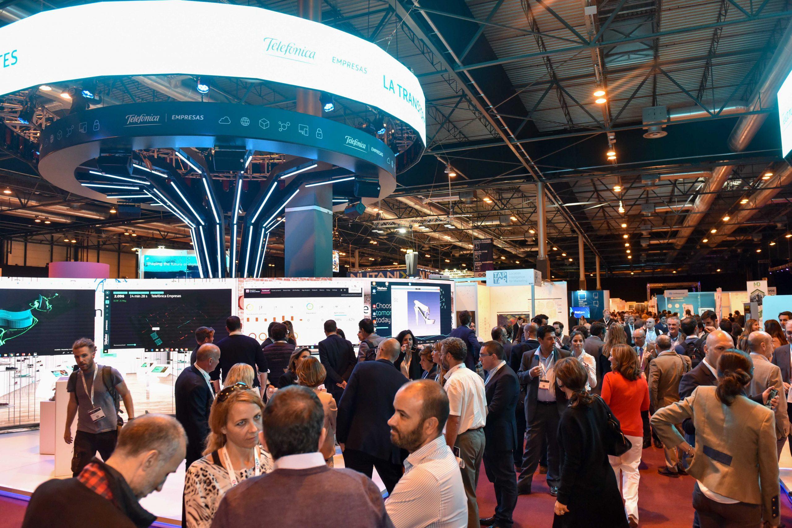 Barcelona se convierte en el punto de encuentro para definir el futuro del packaging y la intralogística