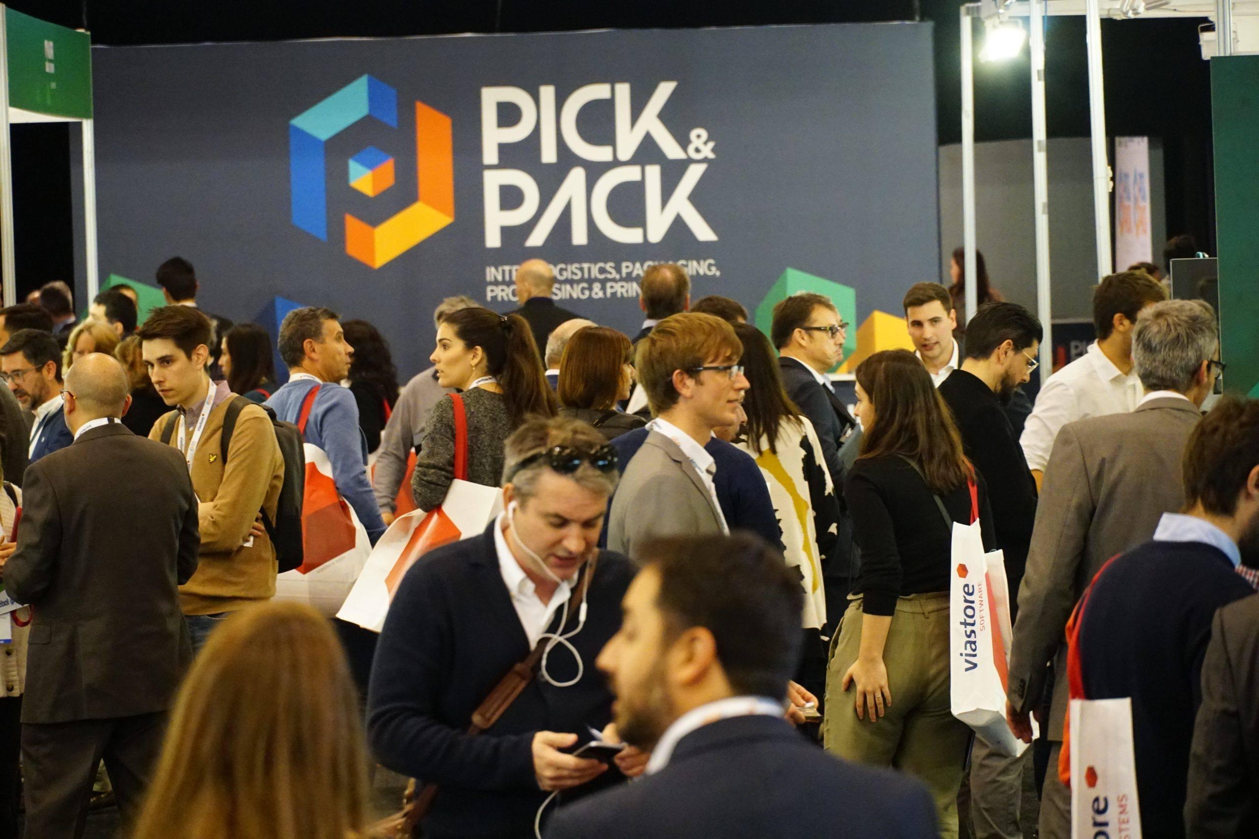 Pick&Pack cierra su primera edición en Barcelona superando sus expectativas de asistencia