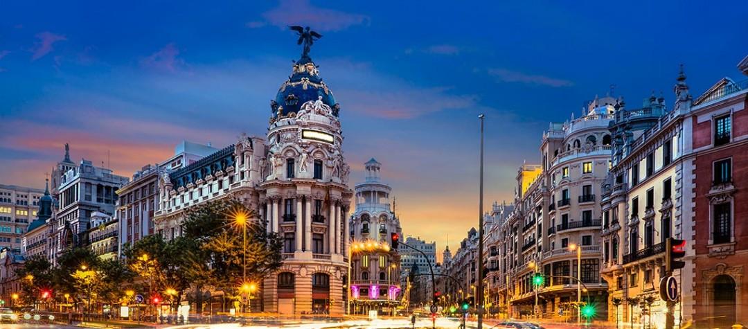 Madrid Fun & Business
