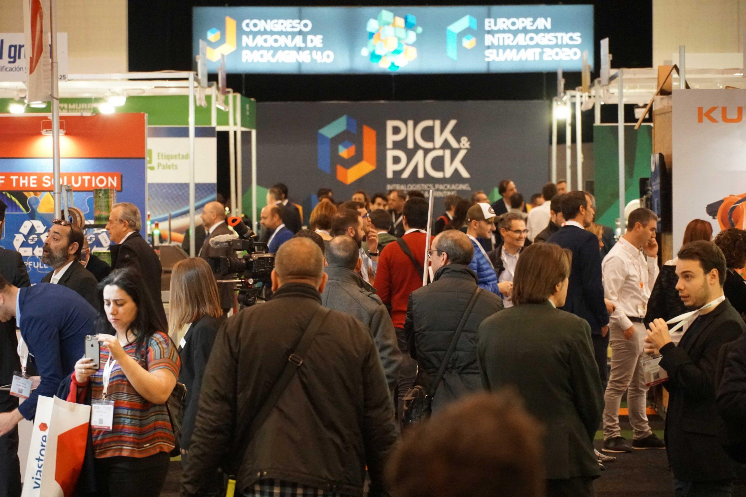 Pick&Pack vuelve a Madrid en febrero de 2022